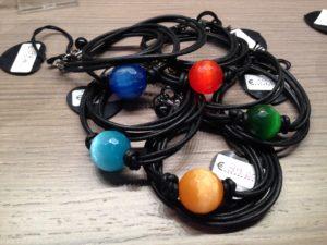 bracciali multicolor beads