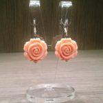 Orecchini rosellina
