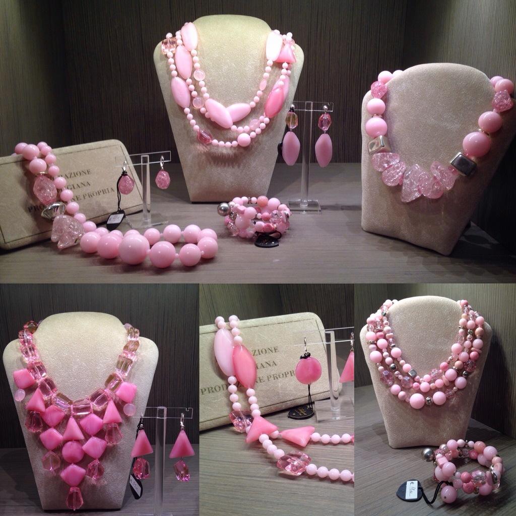 """Capsule Collection """"Bubblegum Chic"""" - Collezione Cillabijoux """"Emozioni in Rosa"""""""