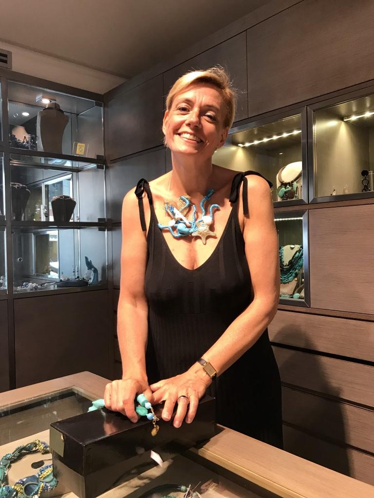 """Sabrina vi aspetta in negozio per mostrarvi la nuova collezione """"Special Shells"""" Summer 2019"""