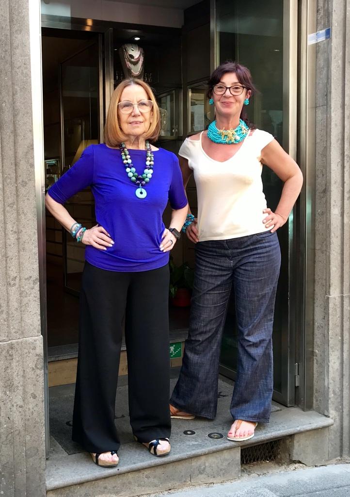 Cilla e Sandra vi aspettano in negozio con il meglio delle collezioni Summer 2019! Tante sorprese ed un regalo a tema pere tutte le clienti, non puoi mancare ai nostri eventi del venerdì!