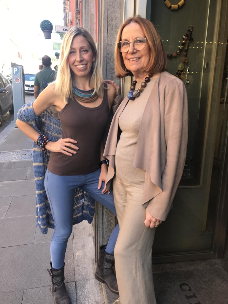 """Cilla e Raffy vi aspettano in negozio per presentarvi la nuova collezione """"Jeans & Chocolate"""" con tante sorprese ed omaggi per tutti! ✨✨"""