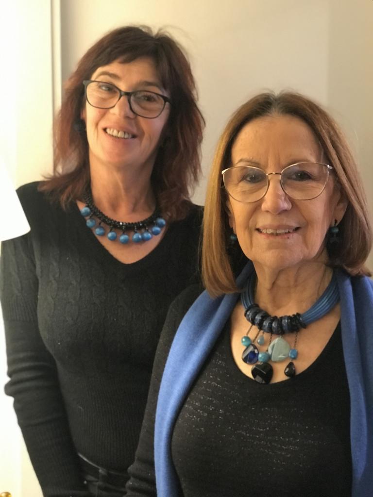 """Sandra e Cilla presentano la nuova collezione """"Carnival 2020"""""""