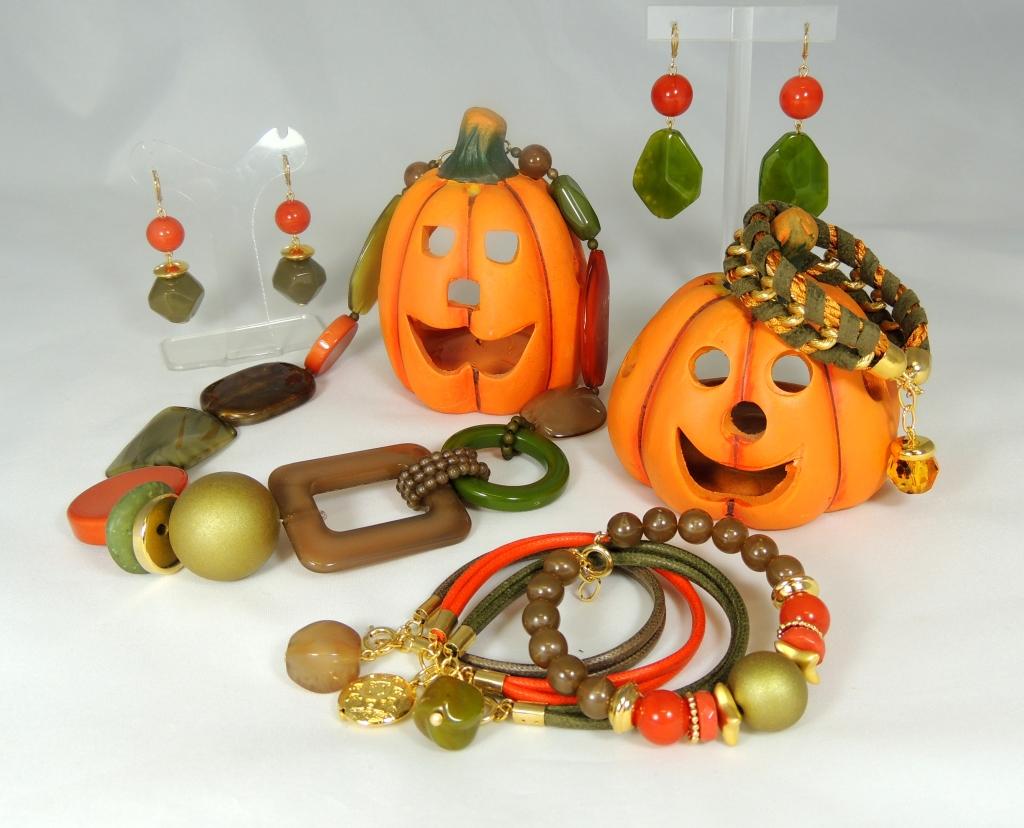 """Cillabijoux """"Happy Halloween"""""""
