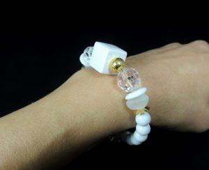 braccialetto rigido bianco (2)