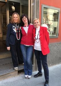 "Cillabijoux's team presents: ""Navy Chic "" spring collection"