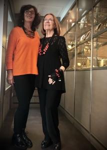 """Sandra e Cilla vi aspettano in negozio per il """"Venerdì da Cilla"""" a tema Halloween!!!! tante sorprese ed un regalo a tema per tutte le clienti!"""