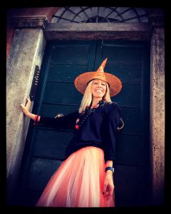 Streghetta glam con creazioni Cillabijoux della nuova Capsule Collection Halloween 2019 ✨✨