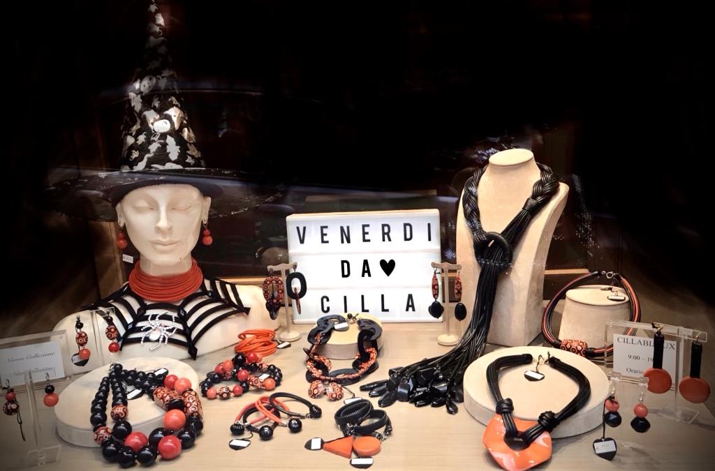La nostra vetrina di Halloween 2019!