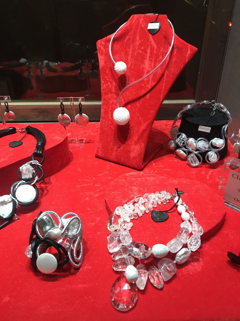"Dettaglio della nostra vetrina ""White Christmas"""